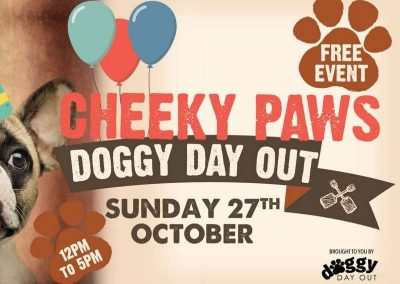 Cheeky Paws | Sun 27 Oct 2019 | 12pm – 5pm