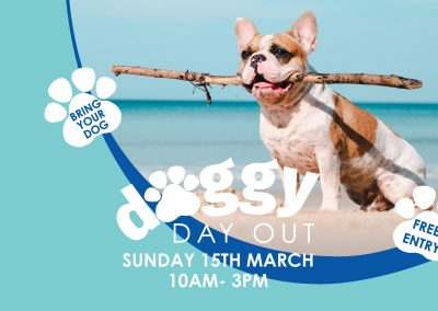 Doggy Day Out Rosebud | Sun 15 Mar 2020 | 10am – 3pm